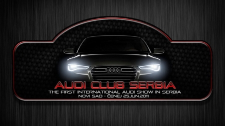 The first international Audi show in Serbia – Novi Sad 25.06.2011.