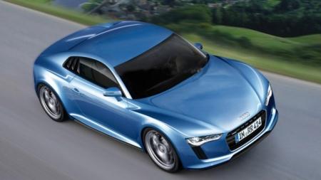 2012 Audi R4