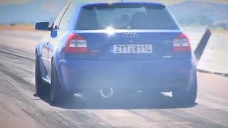VIDEO: Audi S3 sa 800KS