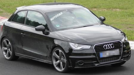 Snimljen Audi S1
