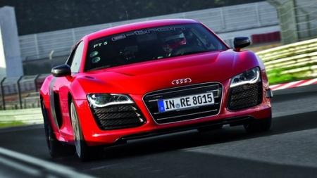 Audi R8 e-tron na Nirburgringu postavio rekord za serijska električna vozila