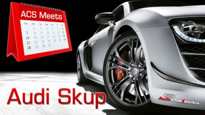 Audi skup – Smederevska Palanka 28.07.2012.