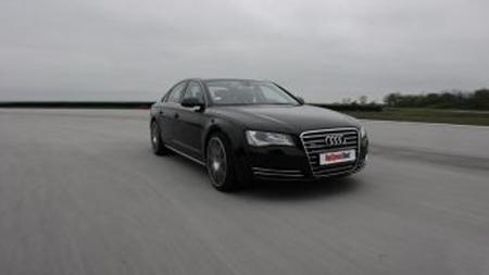 TRACK TEST: Audi A8 MTM