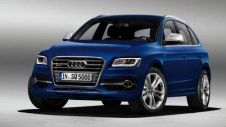 VIDEO: 2013 Audi SQ5 TDI