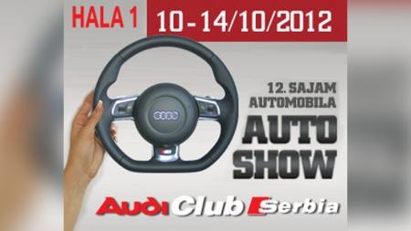Sajam automobila – Novi Sad 10-14.10.2012.