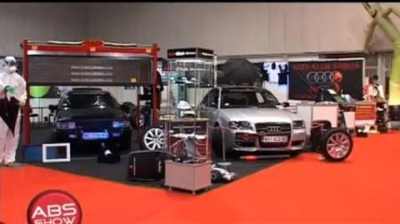 ABS show-reportaza sa 12-tog sajma automobila u Novom Sadu (28:48)