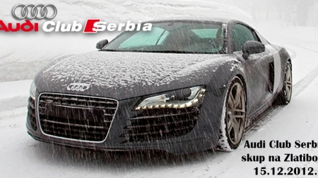 Zimski Audi meet – Zlatibor – 15.12.2012.