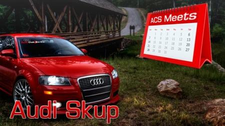 Prvi Audi Srbija skup u 2013-toj godini.