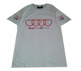 Audi zenska majica sa srcima