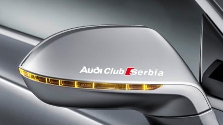 Audi nalepnice