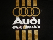 Audi Gold limited edition majice
