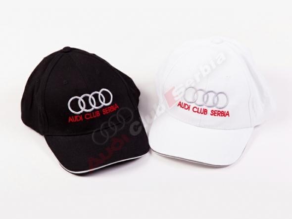 Audi kačketi