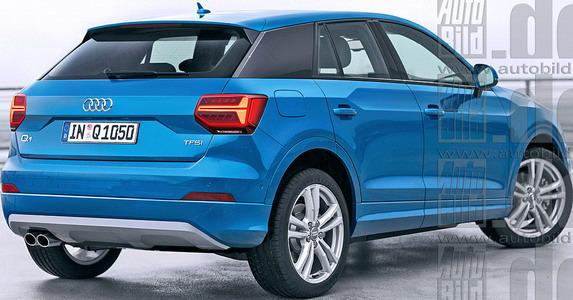 Audi Q1 je prvobitno trebalo da se zove Q2