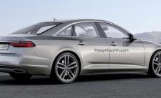 Ovako bi mogao da izgleda novi Audi A6
