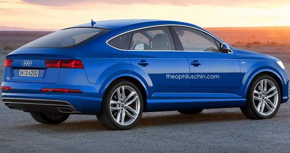 Ovako bi mogao da izgleda Audi Q6