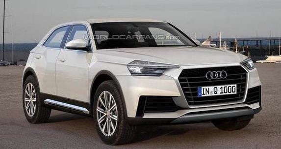 Ovako bi mogao da izgleda Audi Q1