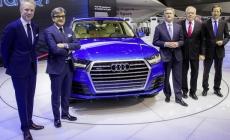 Novi Audi Q7 predstavljen na sajmu u Detroitu