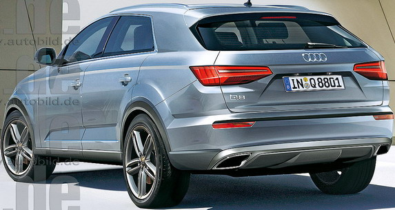 Audi uveliko radi na velikom SUV modelu
