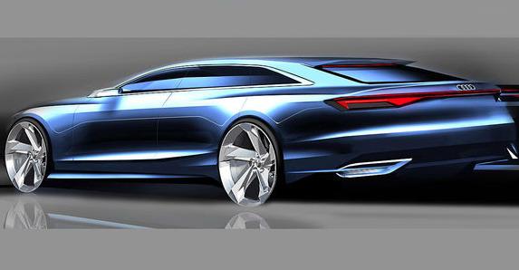 Audi Prologue Avant concept za sajam u Ženevi