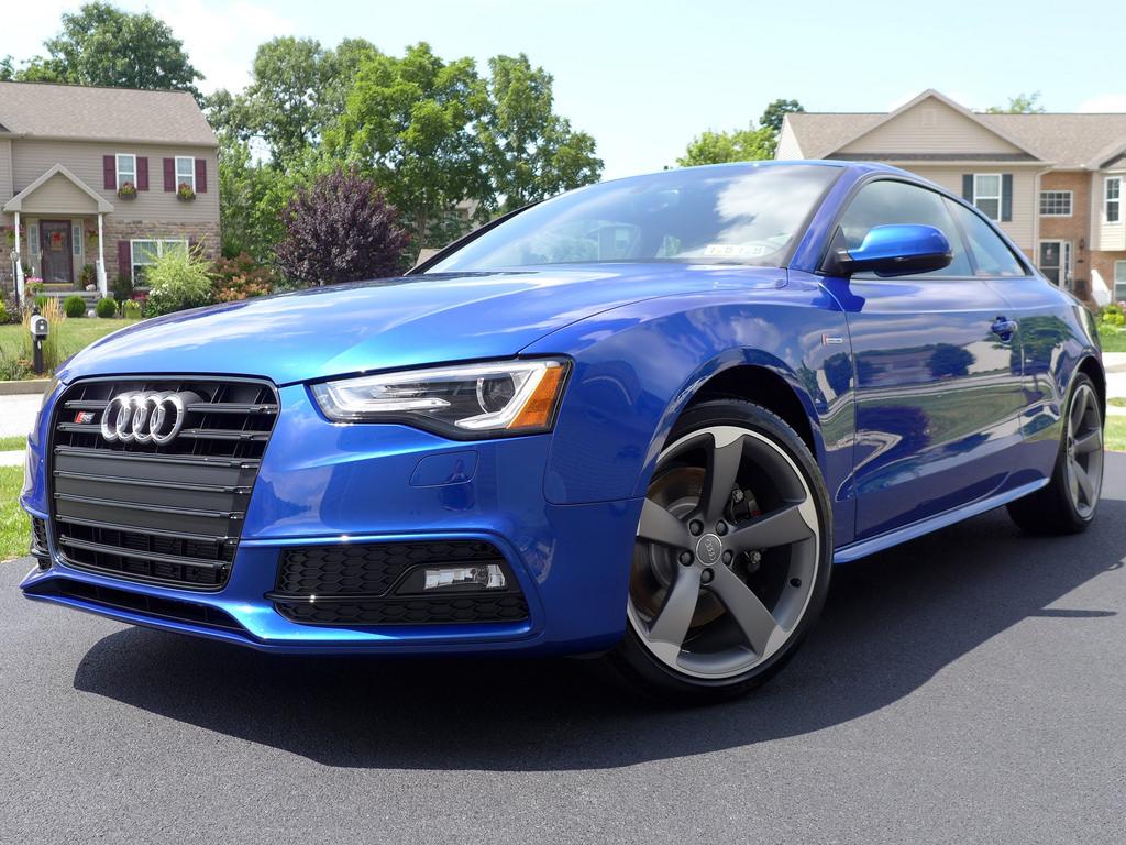 VIDEO: Audi S5