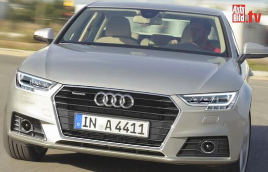 Paleta motora za novi Audi A4 (B9)