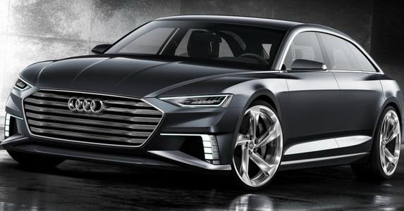 Audi Prologue Avant concept i zvanično