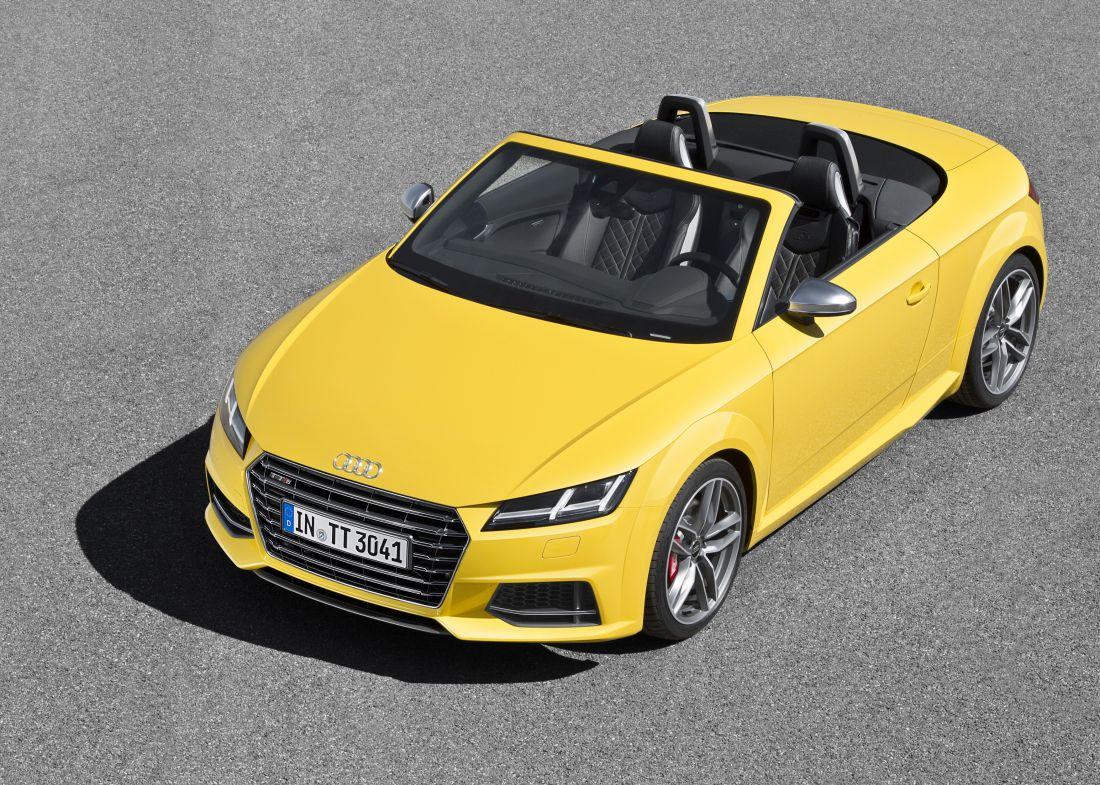 VIDEO: Test Audi TTS Roadster