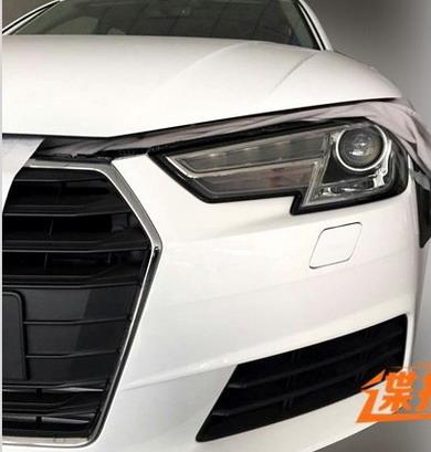 Nove slike novog Audija A4