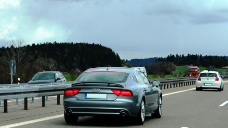 VIDEO: Autonomni Audi A7 na Autobanu