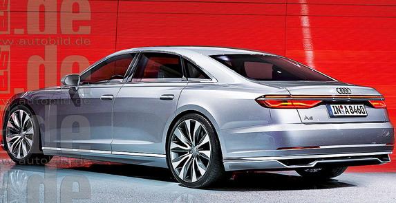 Novi detalji o novom Audiju A8