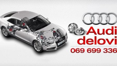 Audi delovi iz originala