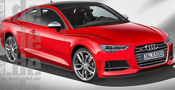 Ovako bi mogao da izgleda novi Audi A5 (novi render)