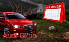 Winter Audi meet – ACS Zimski skup Kraljevo