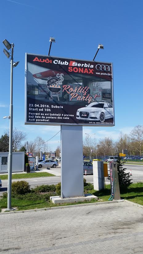 Audi roštilj party – Sonax perionica