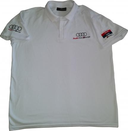 Audi majica sa kragnom Prednja strana