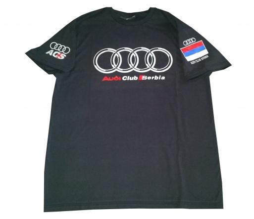 Audi muska majica prednja strana