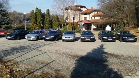 Winter Audi meet 2016 – Zimski skup Sm. Palanka 03.12.2016