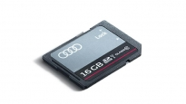 Audi SD card 16GB