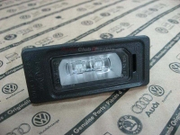 OEM LED osvetljenje tablice Audi