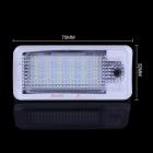 LED osvetljenje tablice Audi