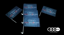 Audi ACS zastavice
