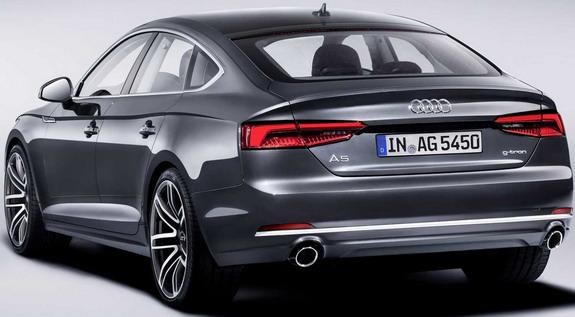Audi A5 Sportback G-Tron i A4 Avant G-Tron