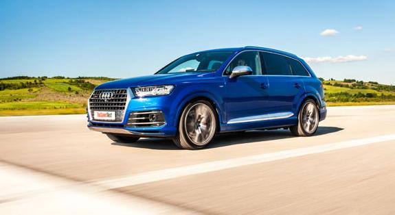 TopSpeed test: Audi SQ7