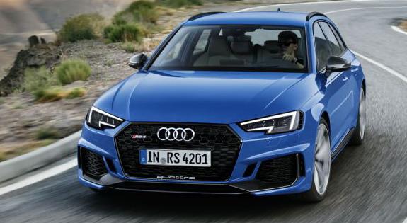 Novi Audi RS4 Avant