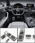 Audi A5 alu pedale automatik