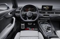 Novi Audi A5 Alu papucice