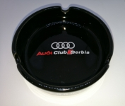 Audi club Serbia ashtray