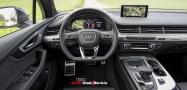 Audi Q7 Enterijer