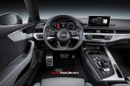 Alu papucice za novi Audi A5 coupe
