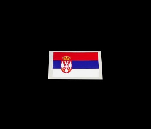 Republika Srbija nalepnica